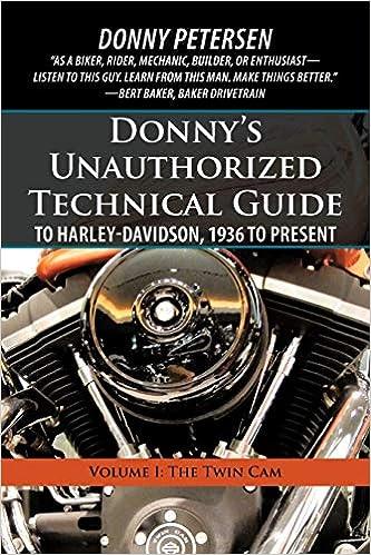 Magnificent Donnys Unauthorized Technical Guide To Harley Davidson 1936 To Wiring Cloud Battdienstapotheekhoekschewaardnl