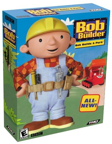 Bob the Builder: Bob Builds a Park - PC