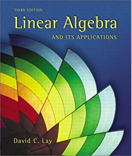 Linear algebra and its applications 4th edition david c lay linear algebra and its applications 3rd edition fandeluxe Image collections