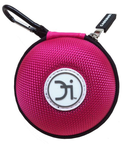 CASEBUDi Pink Earbuds wireless Bluetooth