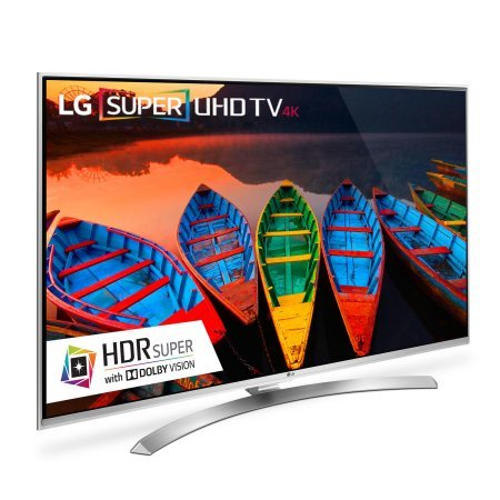 LG 55UH8500 55-Inch Super UHD with HDR 4K Smart LED TV with...