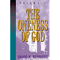 Oneness of God (Pentecostal Theology)