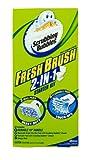 Scrubbing Bubbles Fresh Brush 2-In-1 Starter,   (Pack of 6)
