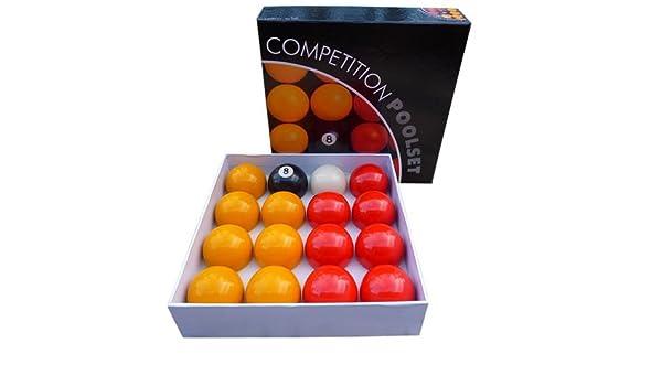 DPT Bolas de Billar, A111 M, Multicolor: Amazon.es: Juguetes y juegos