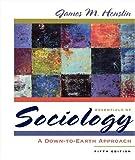Essentials of Sociology 9780205454686