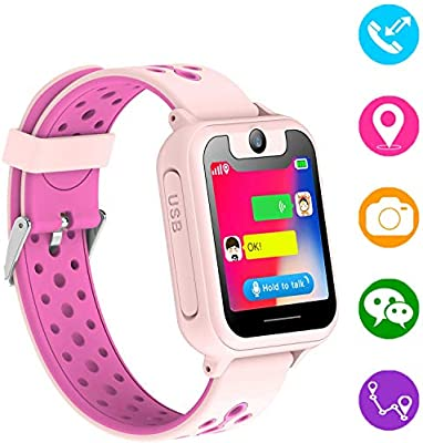 Amazon.com: SZBXD Kids Smart Watch Phone, 1.44