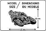Heller - 50927 - Maquette - Yamaha YZR-M1 2004 - Echelle 1:24