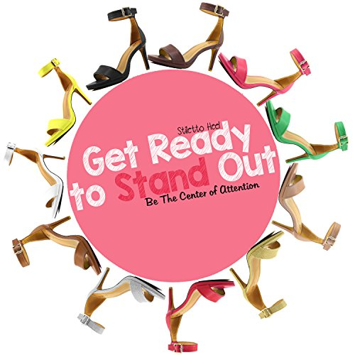 Women's Open Toe Ankle Buckle Strap Platform Evening Dress Casual Sandal Shoes 5.5