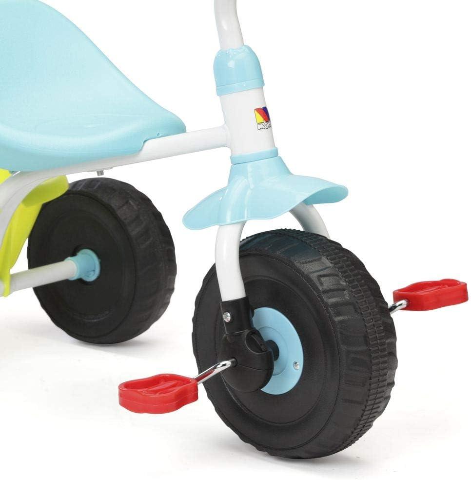 Triciclo Infantil Molto Urban Trike 3 en 1 Rosa: Amazon.es: Juguetes y juegos