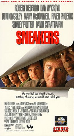 Sneakers [VHS] - Arrowhead Phoenix