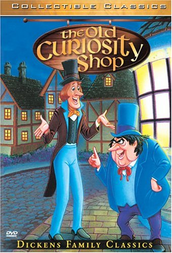 Granddaughter Collectible (The Old Curiosity Shop)