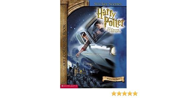 Harry Potter Art Coloring Book 2 Josep Miralles 9780439425261 Amazon Books