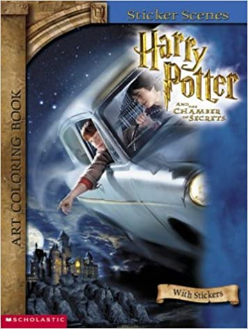 Buy Harry Potter And The Chamber Of Secrets Sticker Scenes Color And Activity Book Book Online At Low Prices In India Harry Potter And The Chamber Of Secrets Sticker Scenes Color