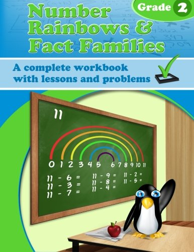 Number Rainbows & Fact Families Workbook ()
