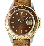 Rolex GMT Master II automatic-self-wind mens Watch 16713 (Certified Pre-owned)