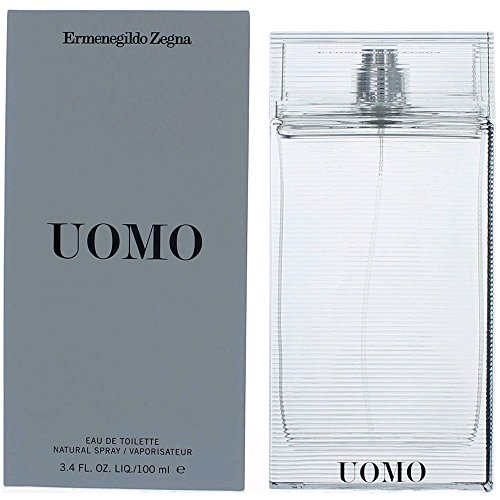 Zegna 100 Ml Edt (Zegna Uomo By Ermenegildo Zegna 3.4 Oz/100ml Eau De Toilette)