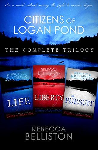 Citizens Logan Pond Complete Dystopian ebook product image