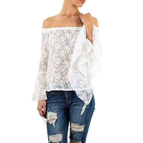 iTaL-dESiGn - Camisas - para mujer Weiß