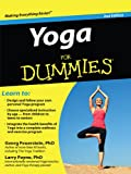 Yoga for Dummies, Georg Feuerstein, 1410428311