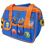 Bob the Builder Tool Kids Sports Bag, 23 cm, Blue