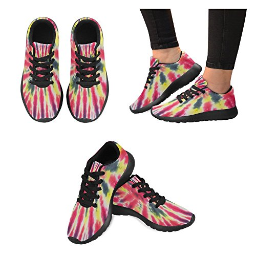 InterestPrint Womens Jogging Running Sneaker Lightweight Go Easy Walking Casual Comfort Sports Running Shoes Multi 1 qvDhTLMKzr