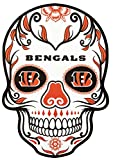 Applied Icon, NFL Cincinnati Bengals Large Skull Primary Decal