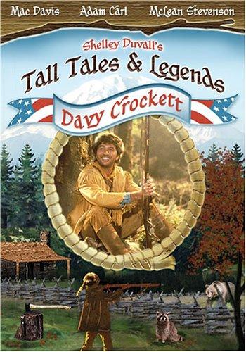 Shelley Duvall's Tall Tales & Legends - Davy Crockett (Davy Crockett Dvd)