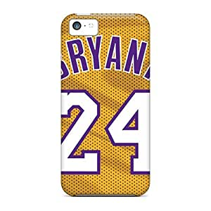 Fashion Tpu Case For Iphone 5c- Player Jerseys Defender Case Cover