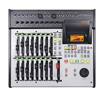 amazon com fostex vf160 ex musical instruments rh amazon com Fostex VF-16 Fostex Digital Recorder