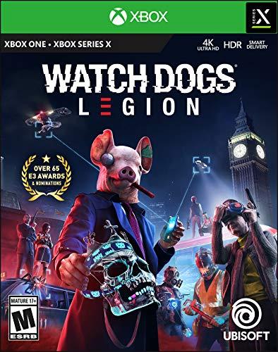 Watch Dogs Legion for Xbox One Limited Edition [USA]: Amazon.es: Ubisoft: Cine y Series TV