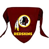 Hunter MFG Washington Redskins Mesh Dog Bandana, Small