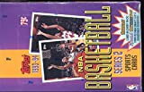1993-94 Topps Set Basketball Card Wax Pack Box Series 2 Two NBA