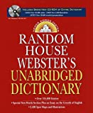 Random House Webster's Unabridged Dictionary and CD-ROM Version 3.0, RH Disney Staff, 0375403833