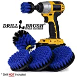 Boat Accessories - Cleaning Supplies - Drill Brush - Boat - Kayak