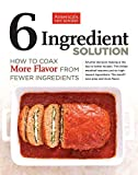 Six-Ingredient Solution by (August 1, 2013) Paperback