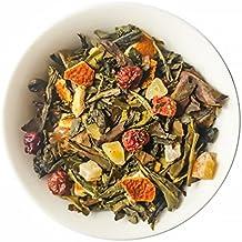 Mahalo Tea Peach Serenity White & Green Tea - Loose Leaf Tea - 2oz