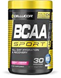 Cellucor BCAA Sport, BCAA Powder Sports Drink for Hydration & Recovery, Cherry Limeade, 30 Servings Review