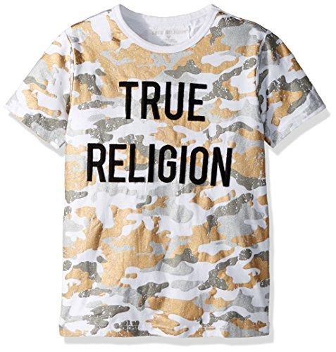 True Religion Metallic Jeans - 4