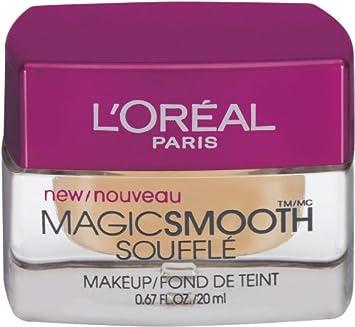 L Oreal Paris Studio Secrets Professional Magic Smooth Souffle Makeup, Sun Beige, 0.67-Fluid Ounce