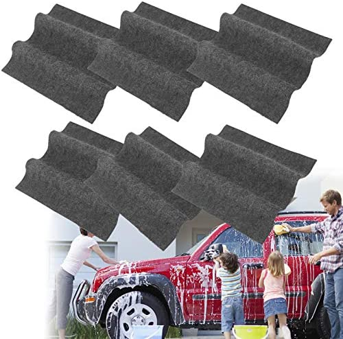 6 PCS Nano Sparkle Cloth for Car Scratches, Multipurpose Nano Magic Cloth Scratch Remover, Nano Magic Scratch Repair Cloth, Easily Repair Light Scratch Repair for Cars and Surface Polishing