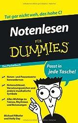 Notenlesen für Dummies Das Pocketbuch (Fur Dummies)