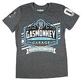 Gas Monkey Garage Custom Hot Rods Graphic T-Shirt Large
