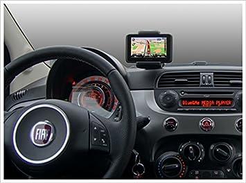 Verwonderend Fiat Blue & Me TomTom 2 Live: Amazon.co.uk: Car & Motorbike FK-08