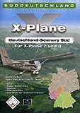 X - Plane Süddeutschland Scenery - [PC/Mac]