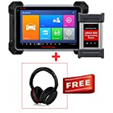 Autel MK908P Automotive Diagnostic Scanner with ECU Coding and J2534 Reprogramming with Free TP550