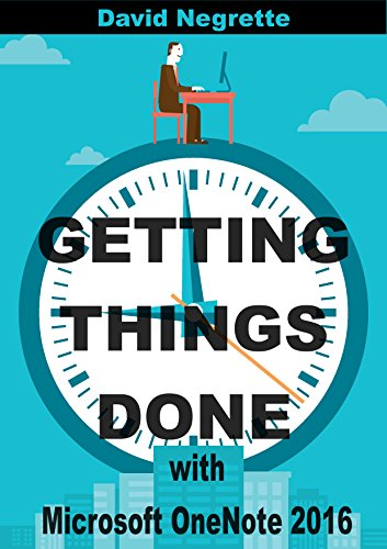 Download Getting Things Done with Microsoft OneNote Pdf