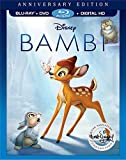 Bambi [Blu-ray] (Bilingual)