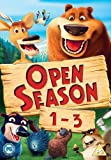 Open Season 1 To 3 Boxset [DVD]
