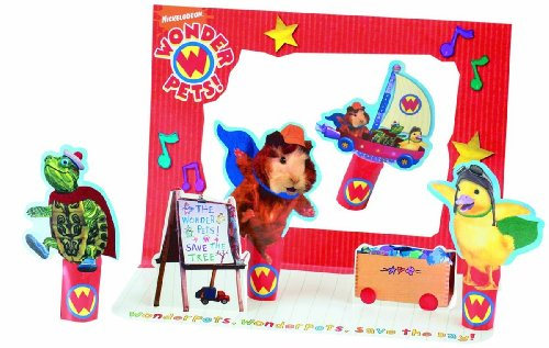 Wonder Pets Party Supplies Finger Puppets