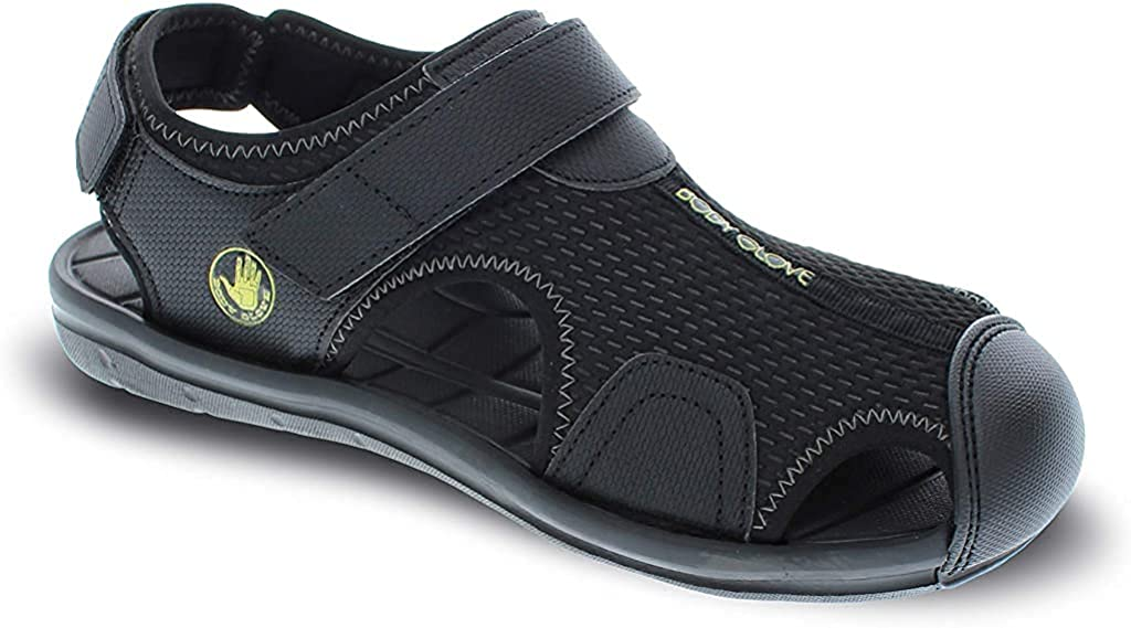 Body Glove Mens Outdoor Sandal || Poseidon River Sandal || (Mens Hiking, Trail Walking, Rafting Sandals, Water shoes) Water Sports Water Shoe and Sandal for Men: Shoes